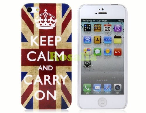 article Ode to Great Britain keep calm and carry on
