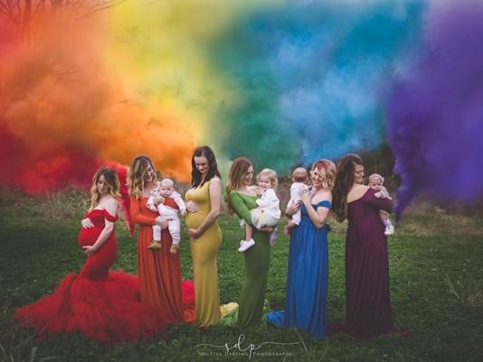 But I'm a Noah Rainbow Lady ….Laddy