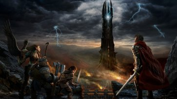 wallpaper-sauron-tower-hobbit-images