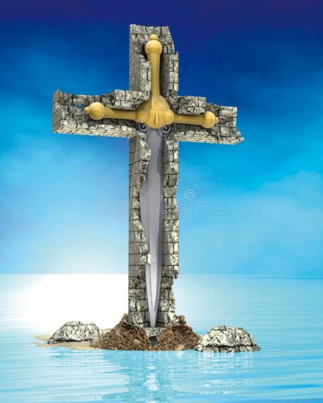 cross-sword-stone-13766047